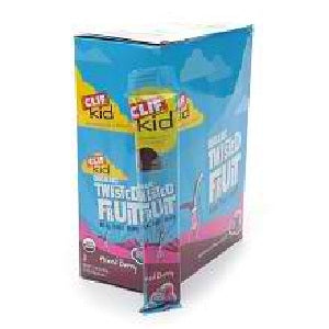 Clif Bar Kid Twisted Fruit Mixed Berry (18x.7 Oz)