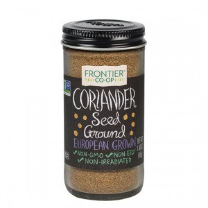 Frontier Herb Ground Coriander Seed (1x1.6 Oz)