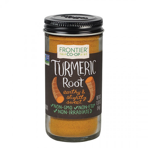 Frontier Herb Ground Turmeric Root (1x1.92 Oz)