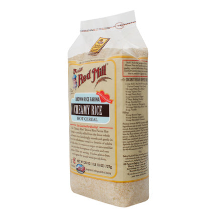 Bob's Red Mill Brown Rice Farina Cereal (4x26 Oz)