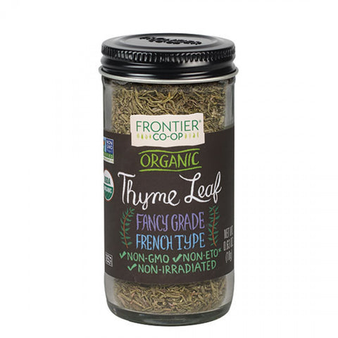 Frontier Herb Whole Thyme Leaf (1x.8 Oz)