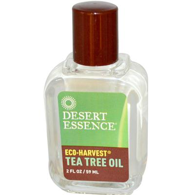 Desert Essence Eco-Harvest Tea Tree Oil (1x2 Oz)