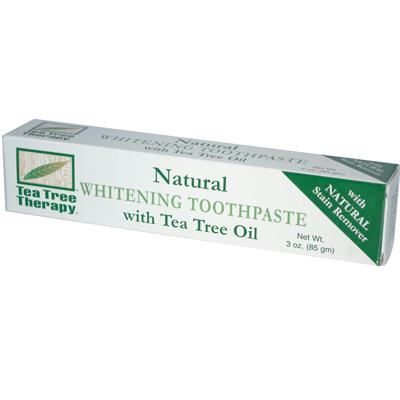 Tea Tree Therapy Tea Tree Toothpaste Whitening (1x3 Oz)