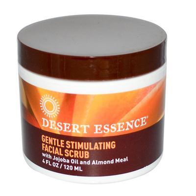 Desert Essence Gentle Stimulate Face Scrub (1x4 Oz)