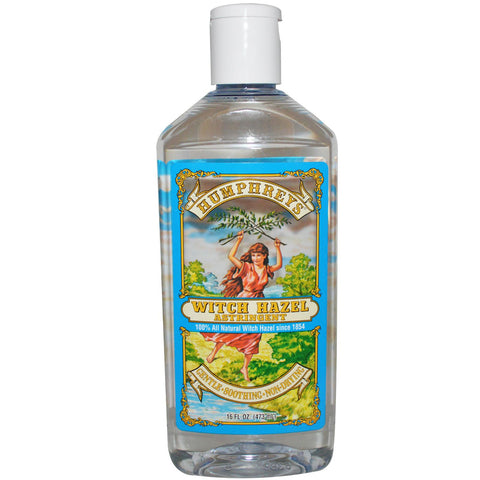Humphrey's Witch Hazel Astringent Gentle (1x8 Oz)