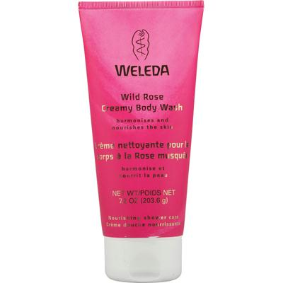 Weleda Wild Rose Creamy Body Wash (1x6.8 Oz)