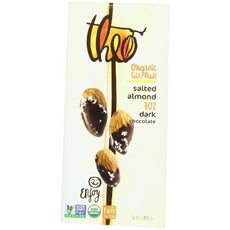 Theo Chocolate 85% Dark Chocolate Bar (12x3Oz)