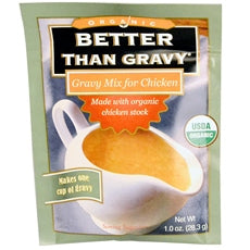 Better Than Gravy Organic Chicken Gravy Mix (12x1Oz)