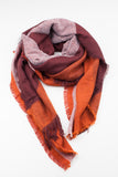 Multi Colour Block Winter Scarf