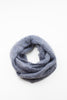Steel Dalston Soft Knitted Snood