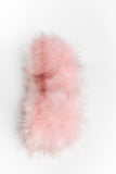 Pinky Collar Faux Fur Scarf