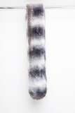 Formal Long Length Faux Fur Scarf