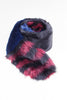 Foxy Long Length Faux Fur Scarf