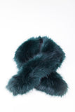 Emerald Regular Length Faux Fur Scarf - GW Clarissa