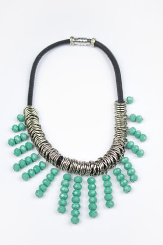 Elizabeth Statement Necklace
