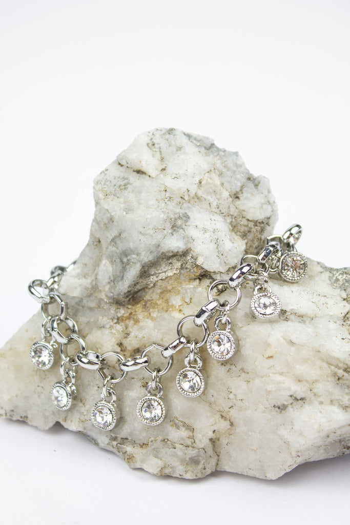Diamond Folk Bracelet