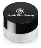 Mystic Chic Makeup Luxe Creme Liner in (Onyx) with Fine Liner Brush