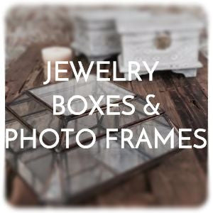 Jewelry boxes & Photo frames