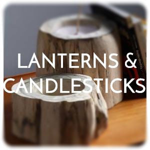 Lanterns & Candlesticks