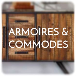 Armoires & commodes