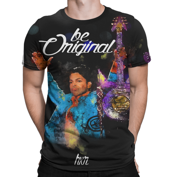 PRINCE - BE ORIGINAL SHORT SLEEVE t-shirt (unisex)
