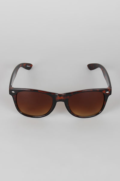 Classical Silhouette Sunglasses