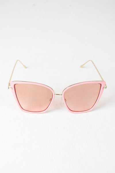 Dainty Starlet Cat Eye Sunglasses