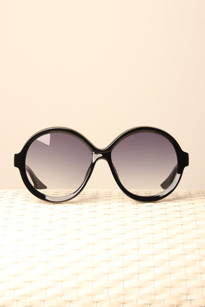 Tinted Round Sunglasses