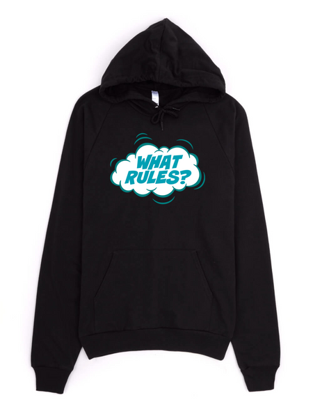 What Rules? - Men's Hoodie Sweatshirt