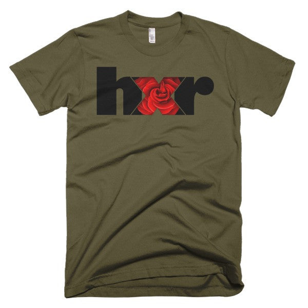 HXR Rosey - Short sleeve men's t-shirt