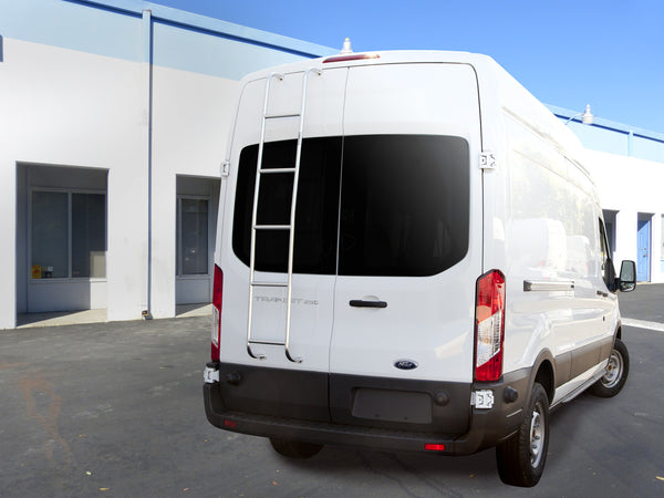 pretty cool quality products beauty Ford Transit Commercial Van Ladder - High Roof