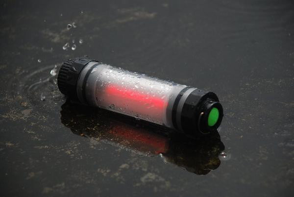 Waterproof LightStick Powerbank - SunJack  - 13