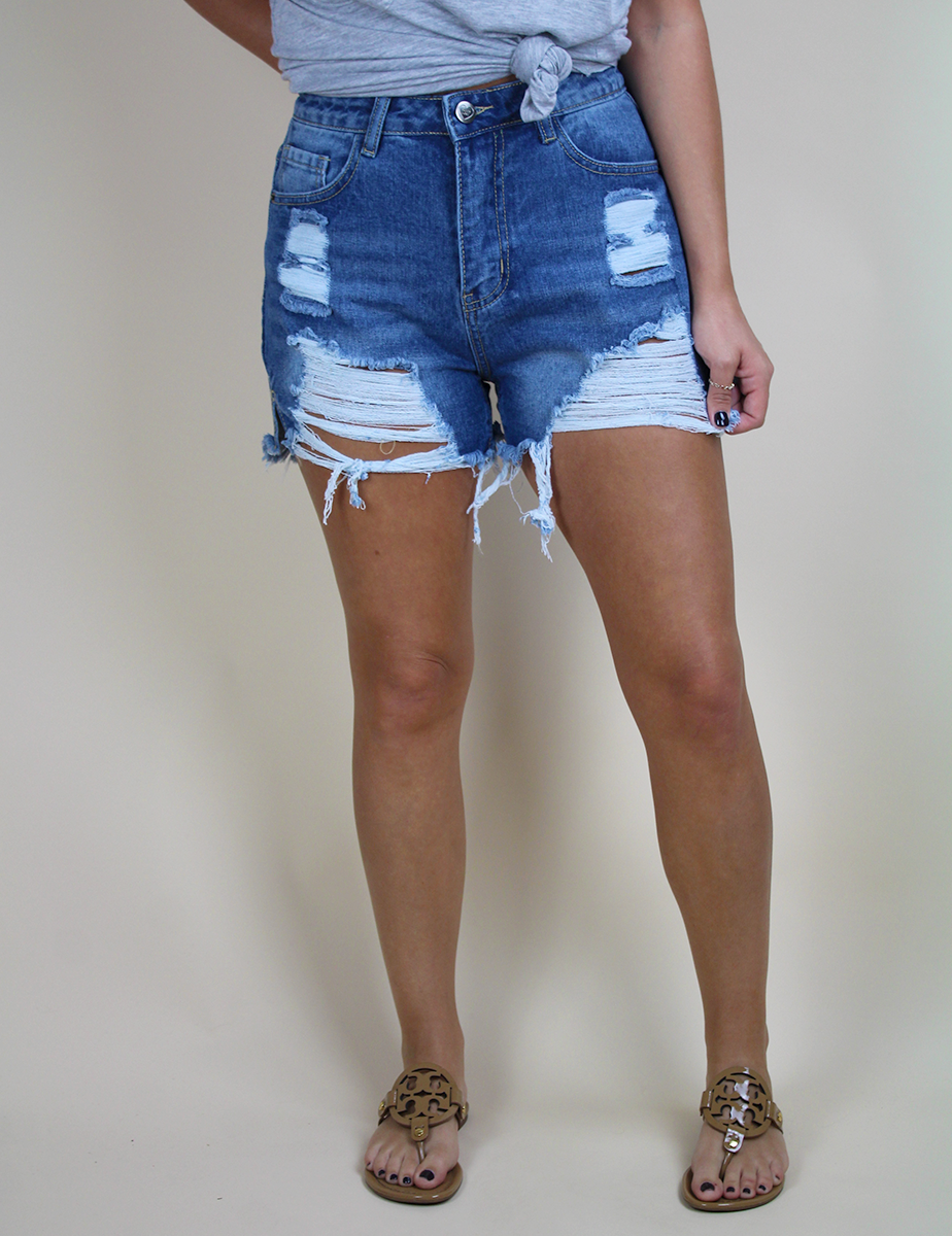 050cbd83967 Buddy Love: In My Daisy Dukes Shorts - Medium Wash – The Dressing Space  Boutique
