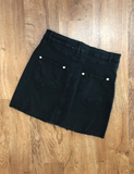 My Better Half Skirt - Black