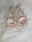 One In The Same Bralette - Nude