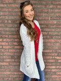 I've Went Soft Cardigan - Ivory