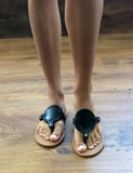 Interchangeable Sandals - Black
