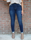 Buddy Love: The Everyday Look Jeans - Dark Blue