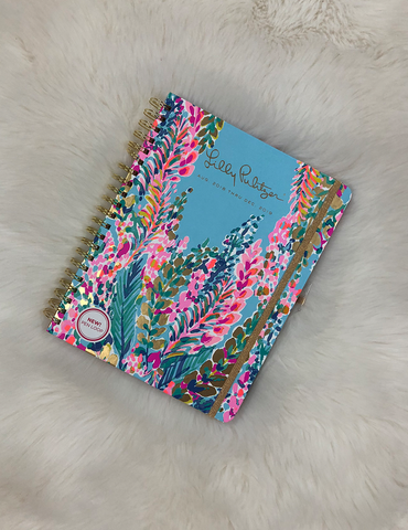 Lilly Planner Jumbo - (Multiple Styles)