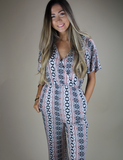 A Love Connection Jumpsuit - Taupe