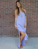 Float Away With Me Maxi Dress - Lavender