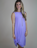 Always There For Me Dress - Lavender