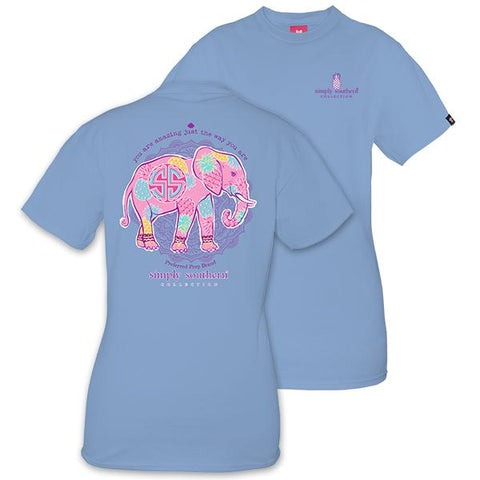 Simply Southern Amazing Elephant T-Shirt