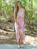 Just Surprise Me Dress - Mauve