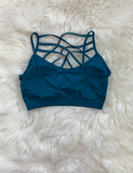 Before You Bralette - Teal