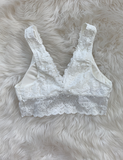 All To Myself Bralette - Ivory