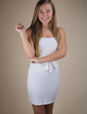 Go Your Own Way Dress - Ivory