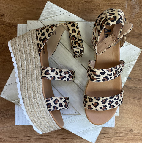 Wildly Obsessed Platforms- Cheetah