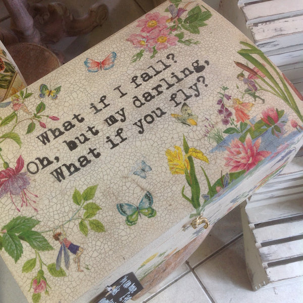 Decoupage and Image Transfer Workshop (Part 2) - 05/10/16 - Doris and Jeannie - 5