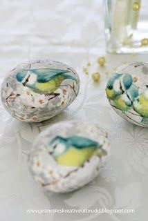 Decoupage Workshop - Easter Special- Tues 13th March 2018